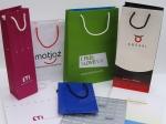slika: Bloki, mape in reklamne vrečke
